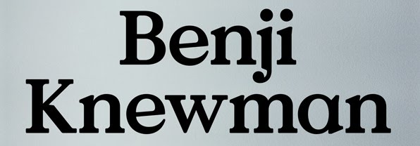 event BENJI KNEWMAN Thursday July 30 at 18:30 in Athenaeum Niewscentrum, Spui 14