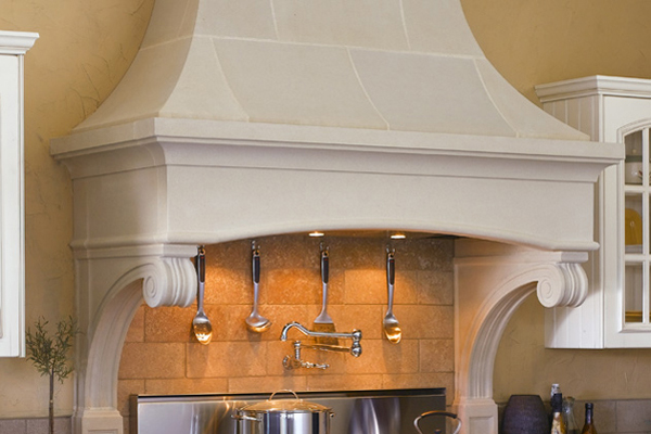 Kitchen Exhaust Systems Do Their Job Whether Hidden From View Behind A  Stucco Chimney, Decked Out In Copper Cladding Or A Covered In A Cast Stone  Facade.
