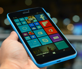 Microsoft Lumia 640 XL, Processor Quad Core dan Ram 1  Gb