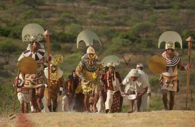 The Moche people of Peru - 3rd fact