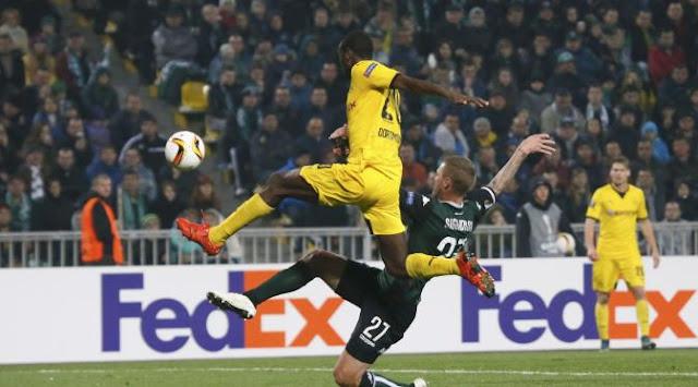 Hasil Liga Champions, Kamis 26 November 2015