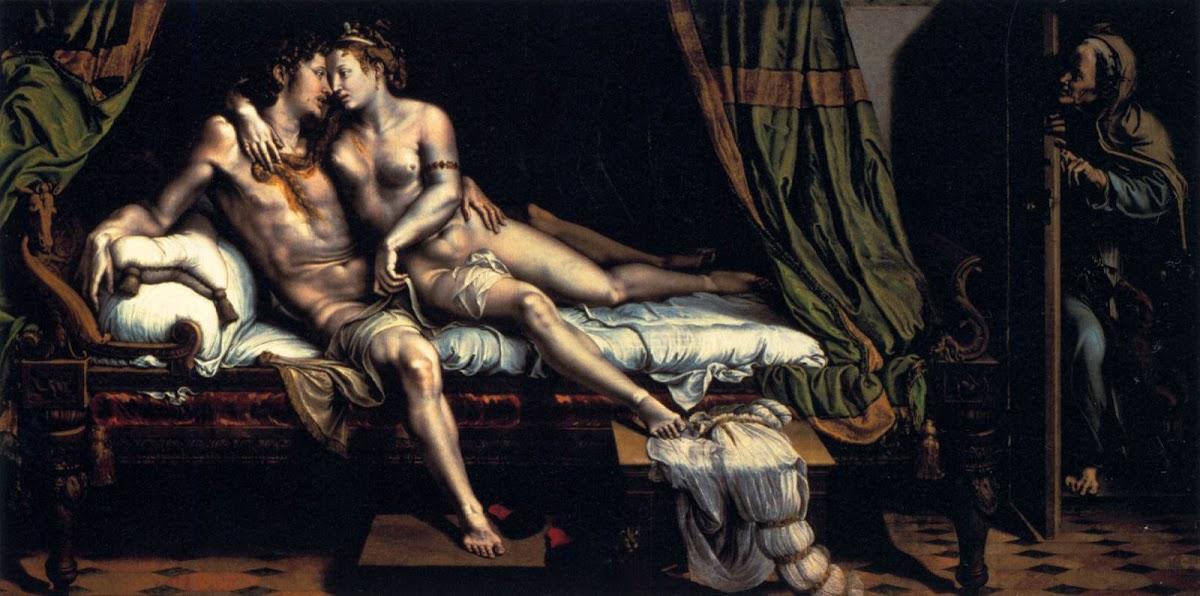 giulio romano cupid lovers
