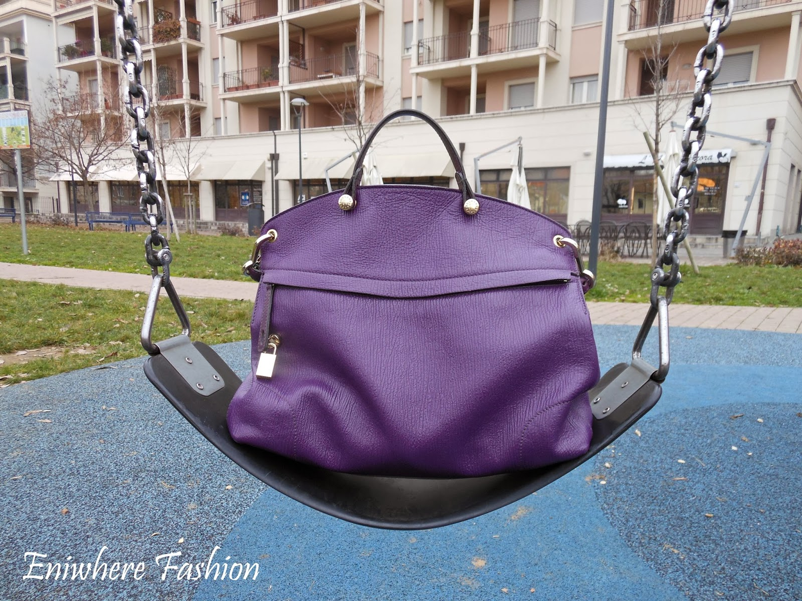 Eniwhere Fashion Boyfriend Look and Piper Furla