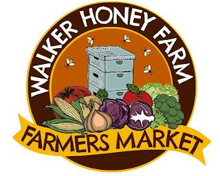 Walker Honey Farm Farmers Market Logo