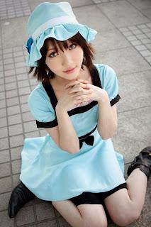 Steins;Gate Shiina Mayuri cosplay by Kuuya