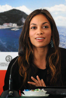 Rosario Dawson Branch Earrings