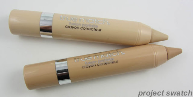 L'oreal True Match crayon concealers - N1-2-3, N4-5