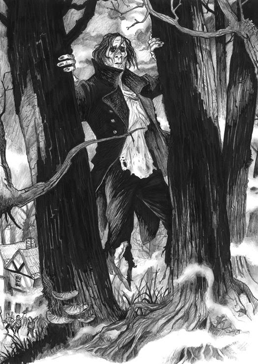 frankensteins monster from misunderstood creature to Mary shelley's frankenstein: creation, frustration, fragmentation, abomination  describes frankenstein 's monster as the embodiment of chaos and confusion, the.