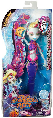TOYS : JUGUETES - MONSTER HIGH : Great Scarrier Reef  Lagoona Blue | Muñeca - Doll   Producto Oficial 2015 | Mattel | A partir de 6 años  Comprar en Amazon España & buy Amazon USA