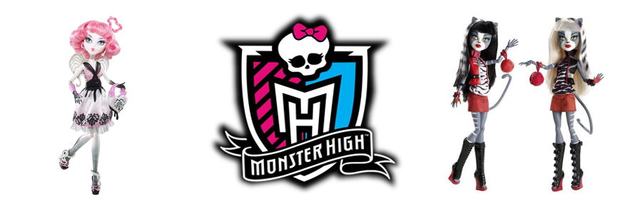 Monster High Dolls 2012
