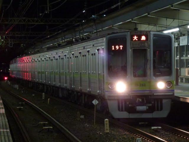 都営新宿線 各停 大島行き3 10-000形280F