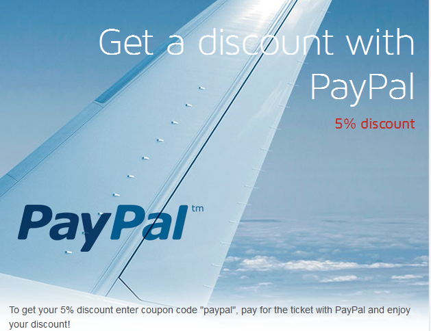 Paypal airplane
