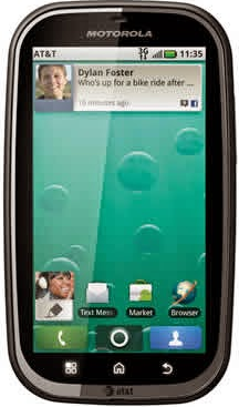 Motorola BRAVO MB520 Android