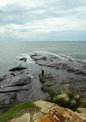 The tip of Borneo: This is the northernmost point of Borneo where the South China Sea and the Sulu Sea meet.