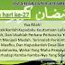 Doa Harian Bulan Ramadhan | Doa Hari Ke-27