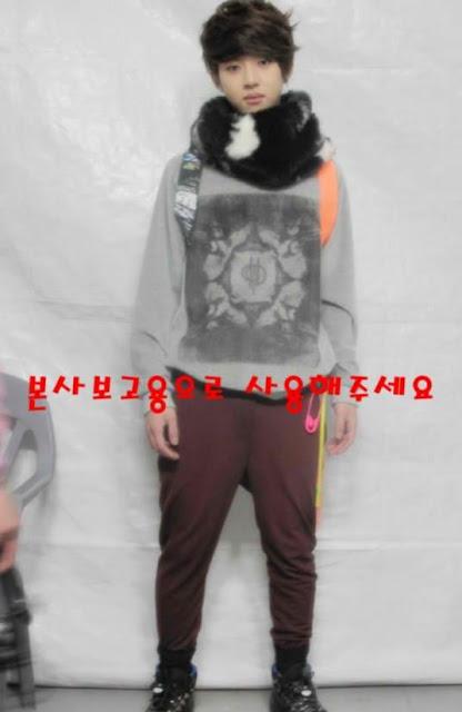 [Pic][09.01.12] Pledis Boys para Amazine S