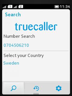 تحميل برنامج تروكولر لمعرفة أسم المتصل لهواتف نوكيا أشا مجاناً truecaller for Nokia asha