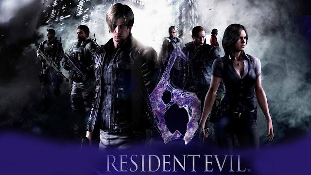 Resident Evil 6 wallpaper + games
