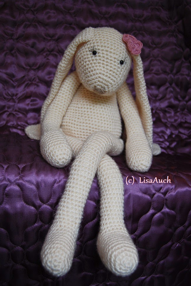 Free Crochet Pattern For A Rabbit : The gallery for --> Baby Boy Crochet Booties