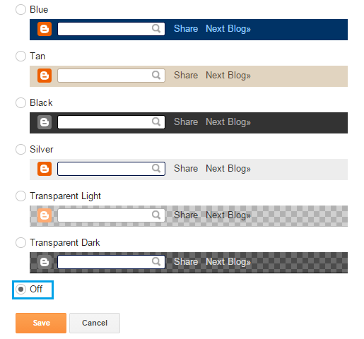 How to disable navbar in blogger | 101helper blogging