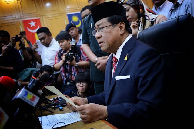 Sultan titah PR kemuka dua lagi nama untuk calon MB