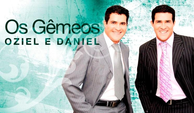 OZIEL & DANIEL OS GEMEOS
