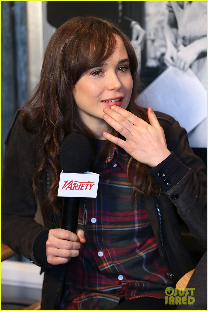 Celeb Diary Alexander Skarsgard Amp Ellen Page 2013