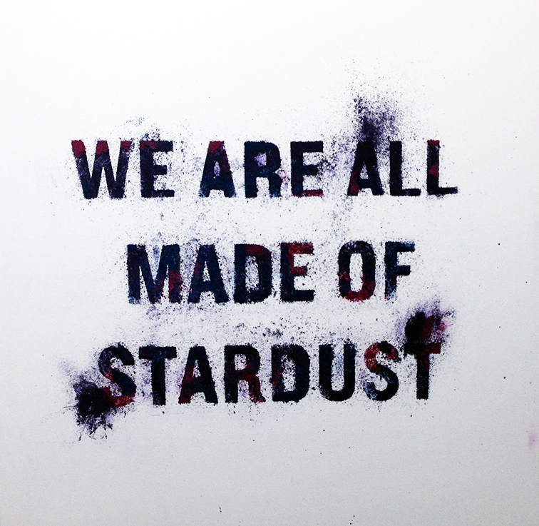 We are all made of stardust, Scope Gallery at Miami Beach Art Basel 2014