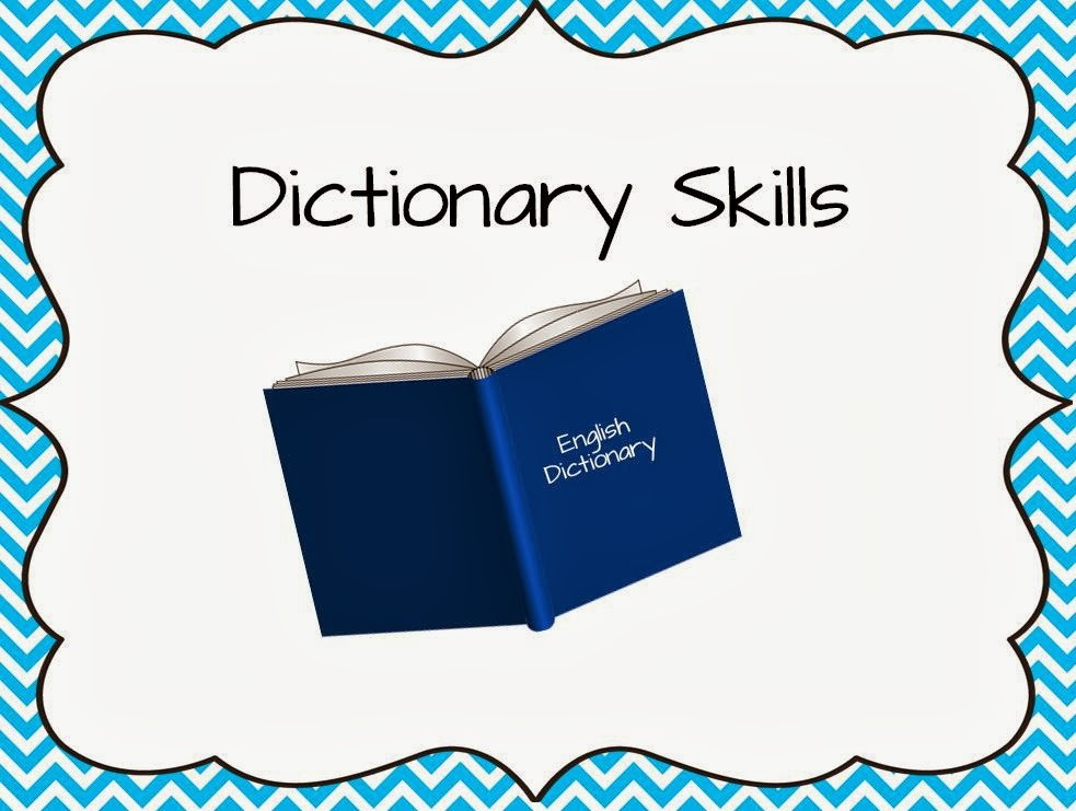 The Book Bug Dictionary Skills – Dictionary Skills Worksheets