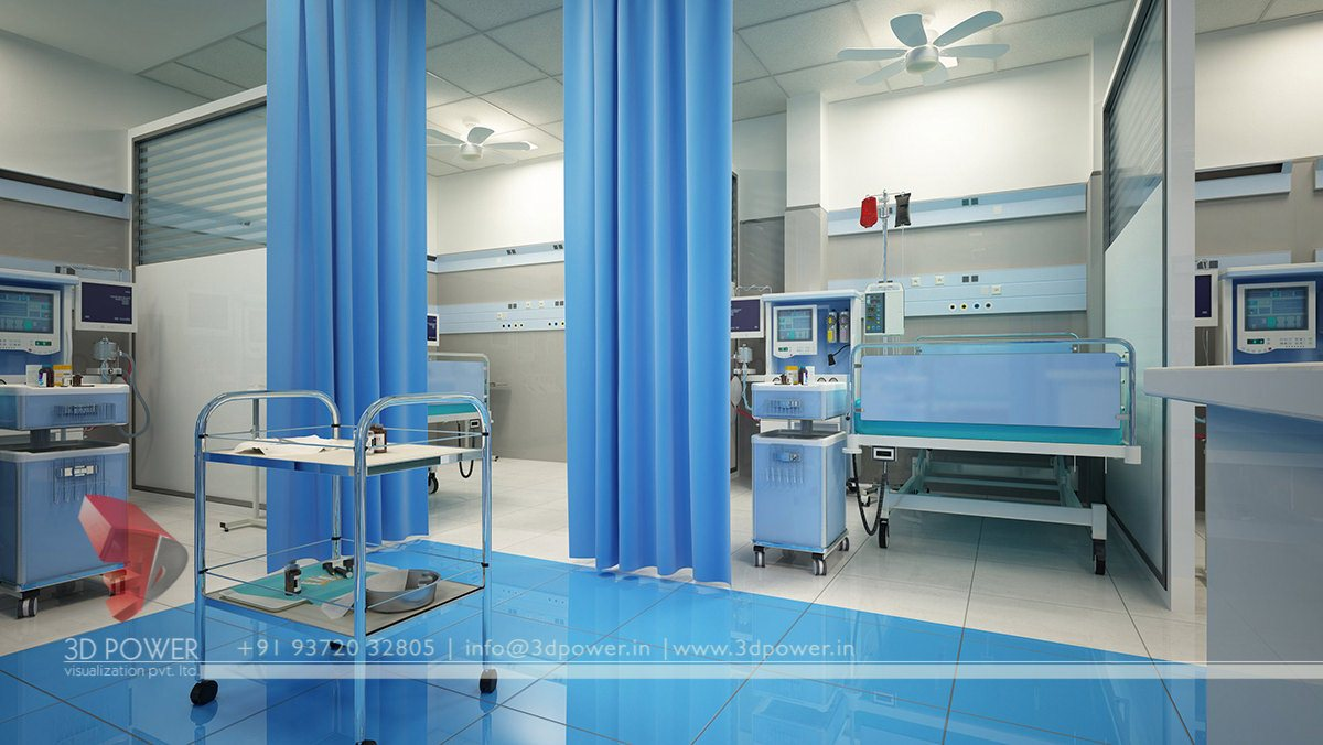 Modern hospital architecture hospital healthcare design Architects and interior designers