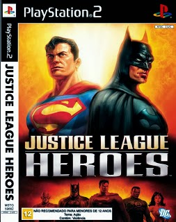 Cheats For Justice League Heroes Ps2