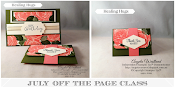 JULY OFF THE PAGE CLASS