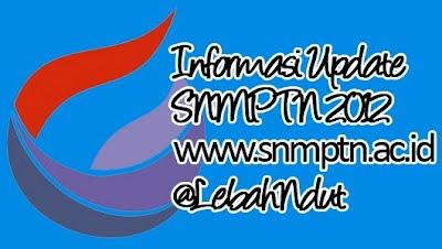 www.snmptn.ac.id SNMPTN 2012