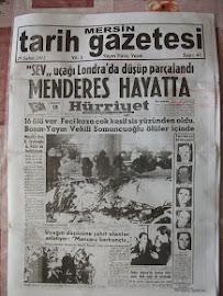 Mersin Tarih Gazetesi