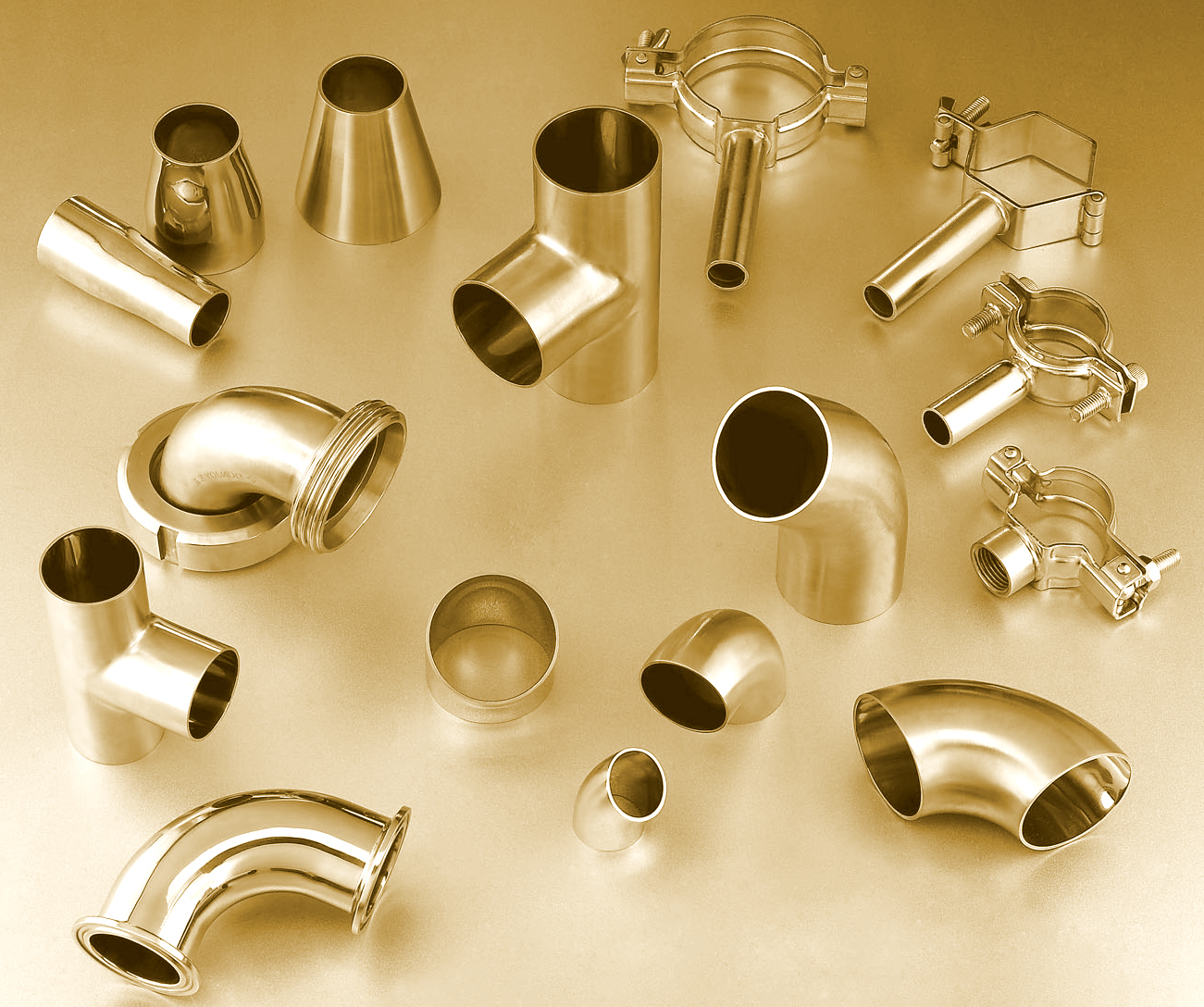 Pipe Joints And Fittings : Pipe fittings carrying the basic utility services for us