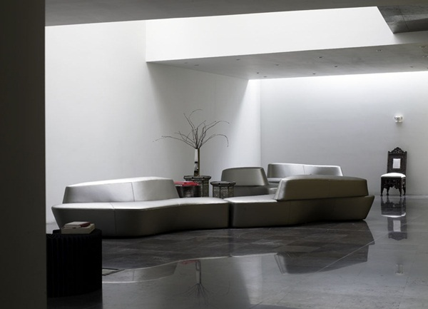 Modern Living Rooms Design Ideas Photographed by Richard