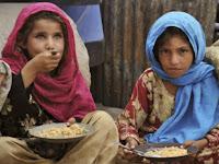 Setengah Anak-anak di Afghanistan Menderita Malnutrisi Akut