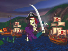 Pirates of the Caribbean, Battle for Buccaneer Gold