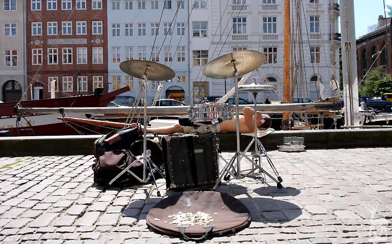 Scandinavia in a Snapshot Kopenhagen