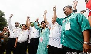 DAP tolak calon melayu pilihan Lim Kit Siang