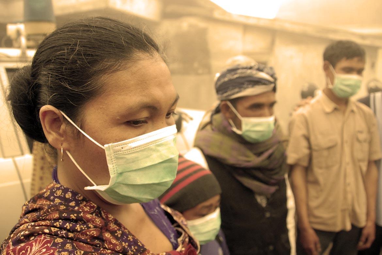5 macam penyakit akibat pencemaran debu