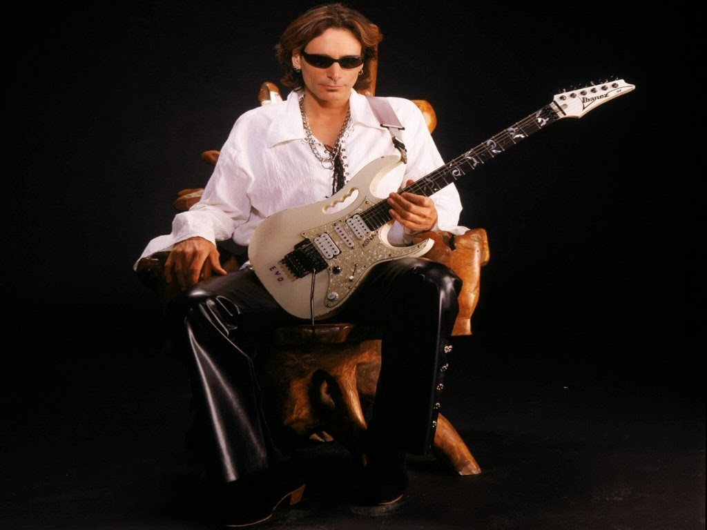 Podcast Interview Featuring Steve Vai