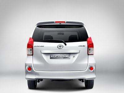 All New Avanza Veloz Belakang