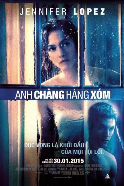 Anh Chàng Hàng Xóm - The Boy Next Door - 2015
