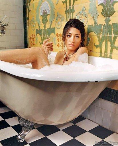 Osama bin Laden wife not used. Osama Bin Laden Not an Issue.