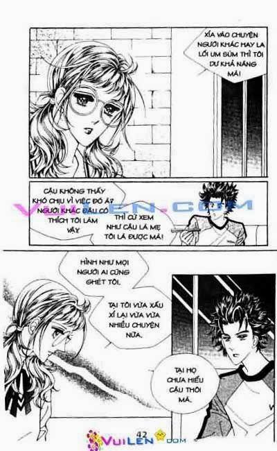 Cô Gái Vương Giả chap 4 - Trang 42
