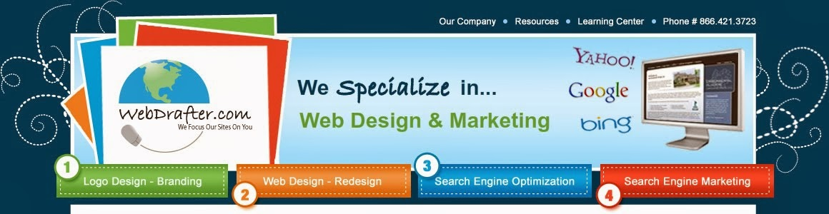 Web Design, Search Engine Optimization and Marketing Resources