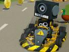 3D Karting Yarışı Oyunu
