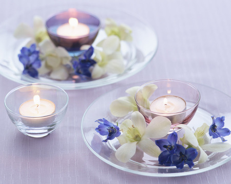 Romantic Decor 101: Candles - Part 2 ~ Crafts and Decor