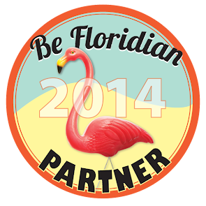 "My Florida Garden Coach business is a proud partner of ""Be Floridian"""